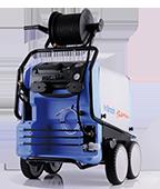 Nettoyeur haute pression eau chaude Kränzle Therm E-M